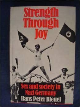 strength  joy sex  society  nazi germany