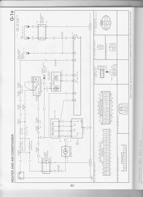 Wiring Diagram For Mazda Rx 8 by Ac Heat Stereo Controls Not Working Rx8club