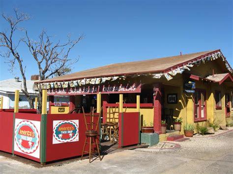 America's Taco Shop, 2041 North 7th Street, Phoenix, Arizona