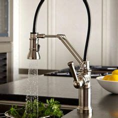 Brizo Articulating Kitchen Faucet by 1000 Images About Kitchens Cuisines On