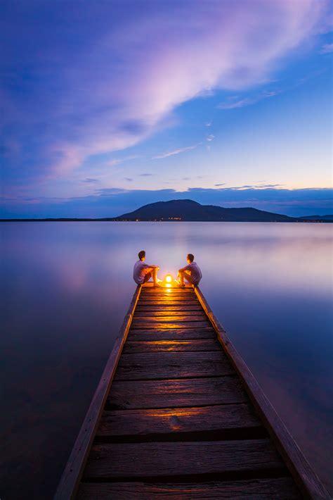 11-queens-lake-jetty-matt-and-dan - NiSi Filters Australia