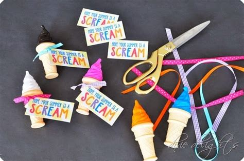 hope  summer   scream  printable dixie