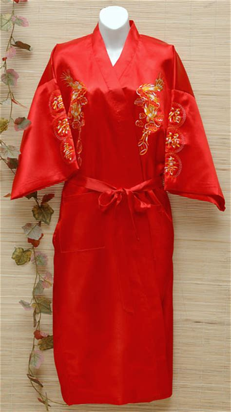 silk dragon robes chinese apparel robes