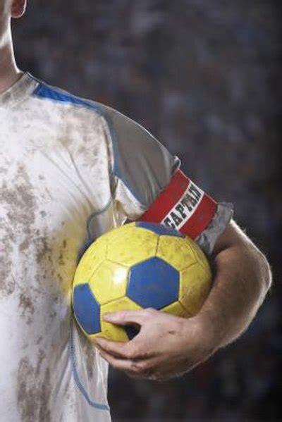 soccer team captain responsibilities livestrongcom