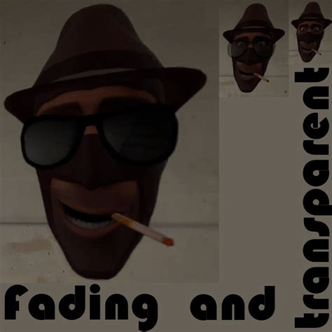 Put On Sunglasses Meme - fading quot put on sunglasses quot spy team fortress 2 gt sprays gt game characters related gamebanana