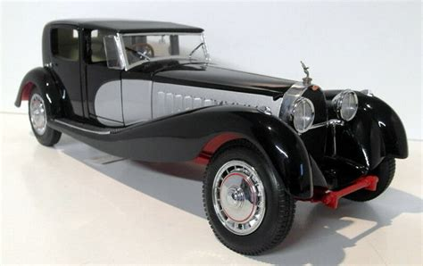 The type 41 royale was ettore bugatti's most luxurious and extreme car. Franklin Mint - 1931 Bugatti Coupe Napoleon Royale 1:16 Model Car - Die-Cast Metal - Catawiki