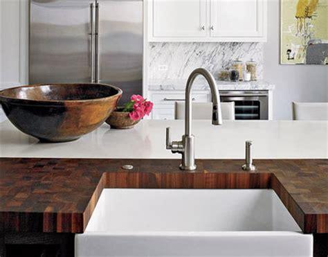 home dzine kitchen solid wood countertops  kitchens