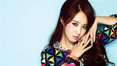 Korean Yuri Eyes Singer Snsd Kwon Generation