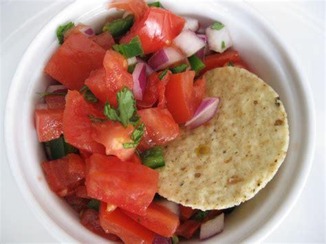 fresh tomato recipes fresh tomato salsa recipe