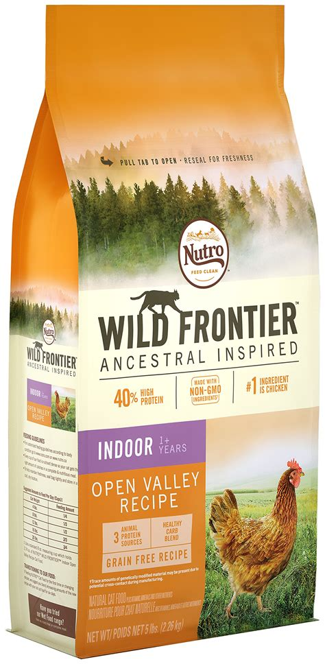 frontier wild cat dry adult flavor feedback question ask