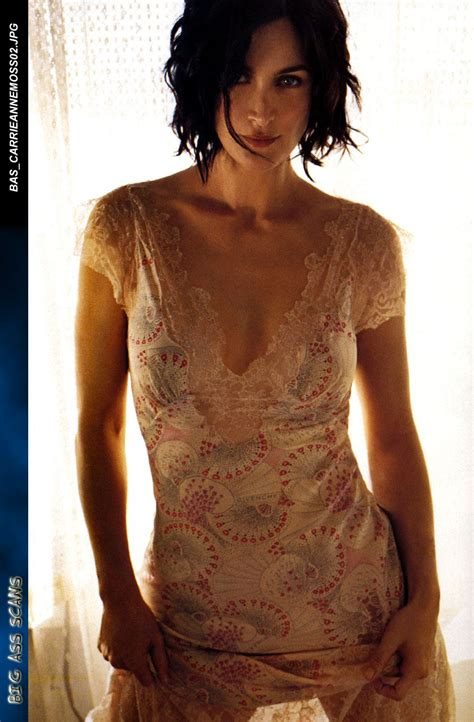 Carrie Anne Moss Photo Gallery Carrie Anne Moss