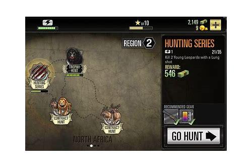 deer hunter 2014 hack apk download
