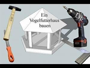 Vogelfutterhaus Selber Machen : ein vogelfutterhaus bauen youtube pinterest ~ Orissabook.com Haus und Dekorationen