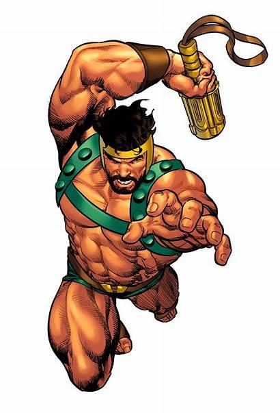 Hercules Marvel Greek Classic Comic Rpg Heracles