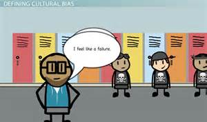 Cultural Bias Examples