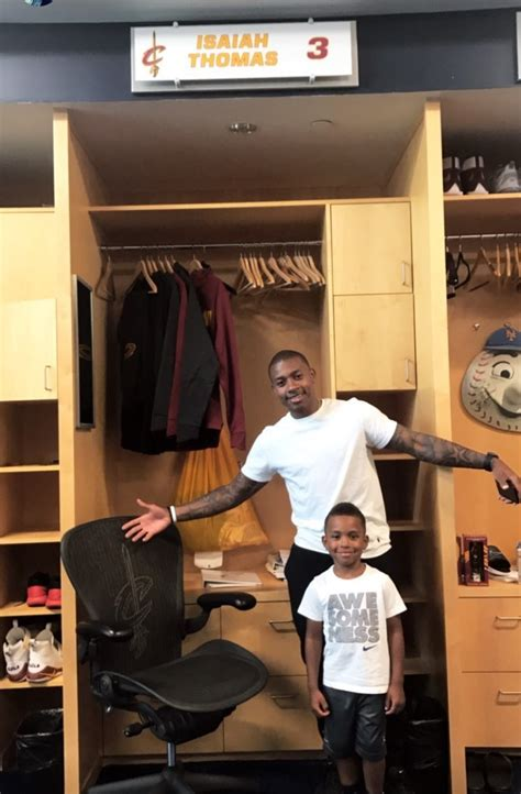 Look Isaiah Poses In Cavs' Locker Room For 1st Time With. Painting And Decorating Business Plan. Decorative Roof Brackets. Home Theater Decorations Cheap. Home Decorator Showcase. Teen Girl Room Ideas. Decorating A Living Room With Brown Leather Furniture. Rooms For Rent In Charlotte Nc. Bathroom Wall Decoration