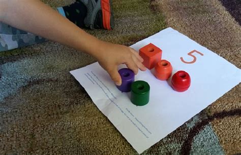 counting skills one to one correspondence free printable 261 | One to One Counting