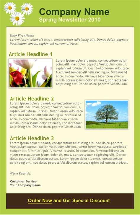 preschool april newsletter scenery amp pictures newsletter quotes 477