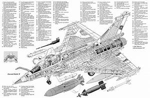 Dassault Rafale Cutaway  With Images