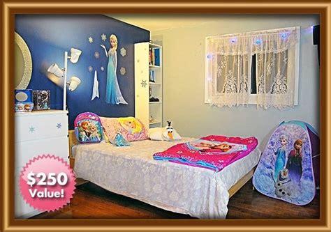 Showcase-disney Frozen Bedroom Makeover