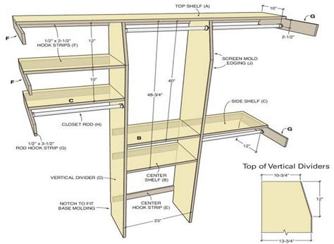 how to build a closet system diy built in closet systems home home