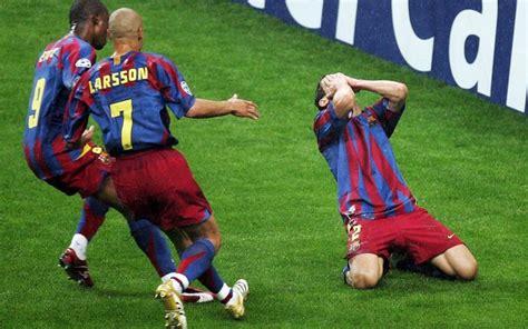 FC Barcelona vs. Arsenal FC 2005-2006   Footballia