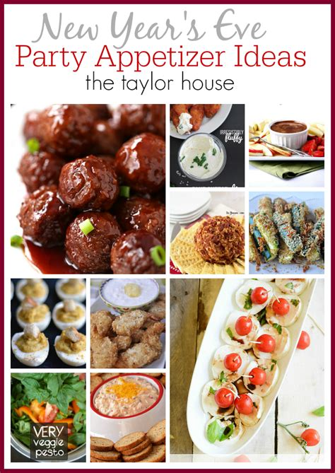 new year s appetizer ideas new years eve appetizer ideas the taylor house