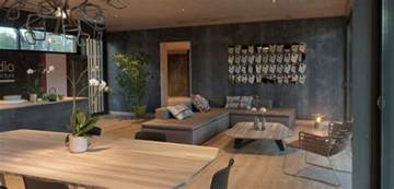 the pop up house interior multipod studio