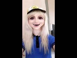 Hayley Williams - Snapchat 08/02/2017 - YouTube