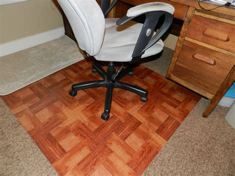 wood office chair mat for carpet carpet vidalondon
