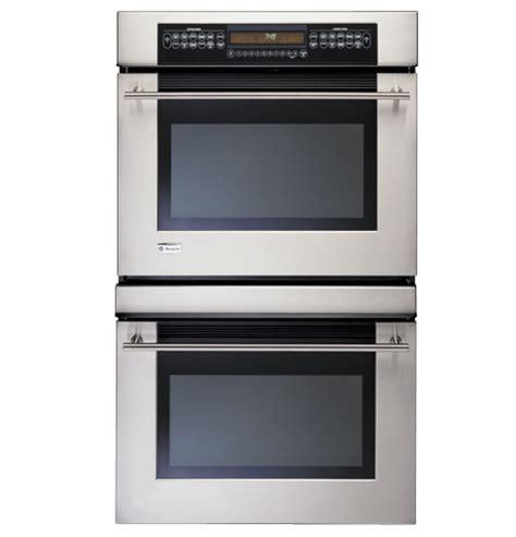 zetsfss ge monogram  built  electronic convection double oven monogram appliances