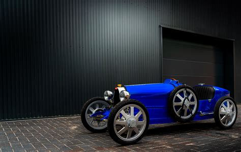 The bugatti baby ii arrived in southern california just in time for christmas and is celebrating its premiere in north america. Baby Bugatti II enters production, and a few are still available - SlashGear