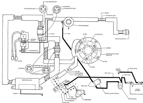 diagram yamaha outboard wiring harness diagram