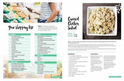 Pcos Meal Challenge Diet Plan Plans Recipes