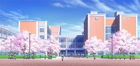 Anime Game High School Top 10 Best Anime Schools You Wish Were Real