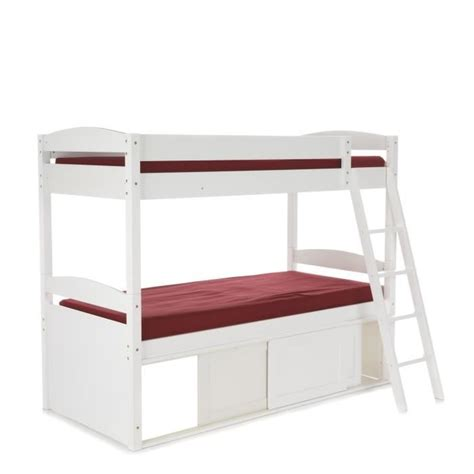 lits superposes pas cher faustine lits superpos 233 s avec rangements achat vente lit superpose pas cher couleur et design fr