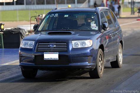 2006 Subaru Forester Xt 1/4 Mile Drag Racing Timeslip