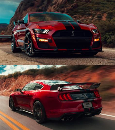 2020 ford gt500 2020 ford mustang shelby gt500 is most powerful yet has