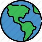 Icon Earth Globe Premium Edit Getdrawings Icons