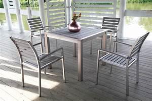 Table De Jardin Exterieur : table jardin exterieur table de jardin 2 personnes pas ~ Premium-room.com Idées de Décoration