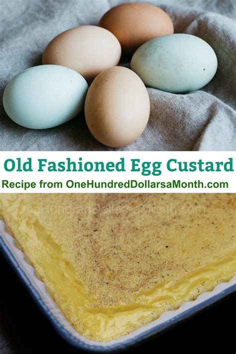 Top 20 desserts that use a lot of eggs. #baked chicken recipes #easy dessert recipes #salmon ...