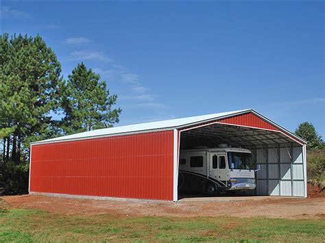 building carport rv storage buildings