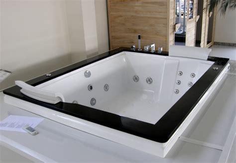 vasche da bagno ad incasso vasca idromassaggio modello rettangolare ad incasso per