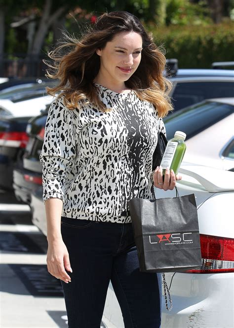 Kelly Brook Booty In Jeans Out In Los Angeles April 2014