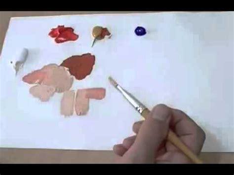 Commenter Obtenir Les Couleurs En Peinture Cours Sur Le M 233 Lange Des Couleurs Le