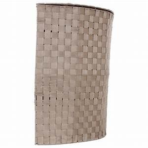 Panier A Linge D Angle : panier linge d 39 angle 60cm taupe ~ Teatrodelosmanantiales.com Idées de Décoration