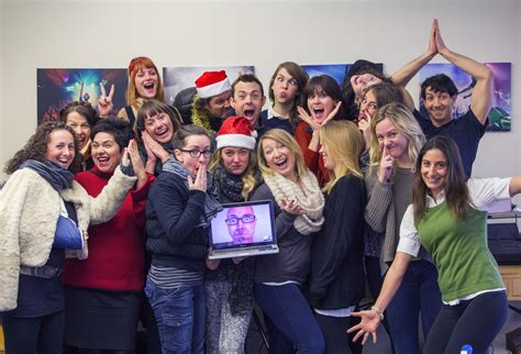 staff christmas photo funny 183 wanderlust