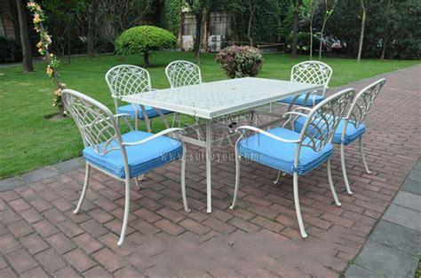7 cast aluminum patio furniture outdoor furniture