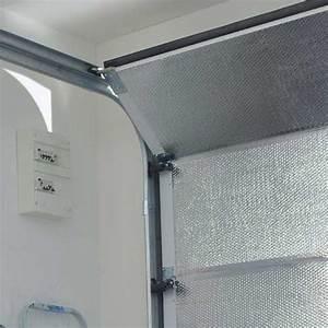 Isolation isover knauf ursa isolation thermique mur for Porte de garage et porte interieur isolation thermique
