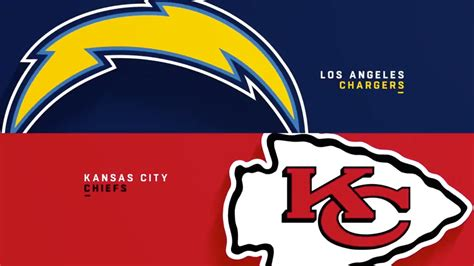 chiefs  chargers highlights
